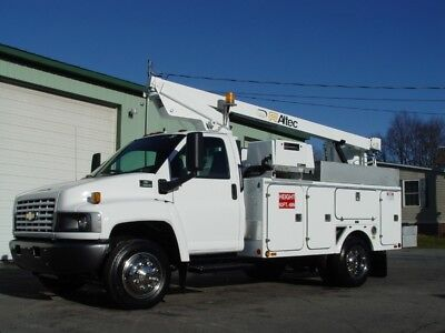 "05 Chevy C4500 Bucket Truck ""72,109 Orig.miles"" A/c Refurbished Clean Must See!!"