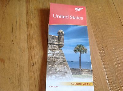 New Road Map North American Country Series United States US AAA Feed 15 Horses