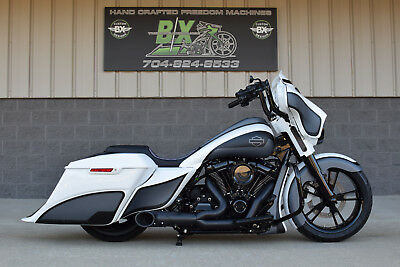 2017 Harley-Davidson Touring  2017 STREET GLIDE SPECIAL FAT TIRE BAGGER  *MINT* FRONT & REAR AIR RIDE! WOW!!
