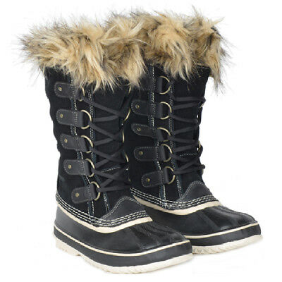 Sorel Women's Joan of Arctic Boots (Black) - 2016