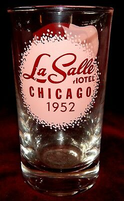 VINTAGE 1952 REPUBLICAN CONVENTION LaSALLE HOTEL CHICAGO REP CLASS! NEAR MINT!