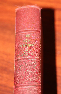 THE NEW CREATION Studies in the Scripture 1920 POCKET edition Watchtower Jehovah