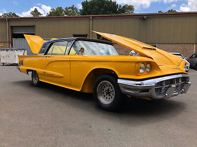 Rare 1960 Ford Thunderbird coupe RHD suit impala Buick chev mustang V8 BARGAIN *