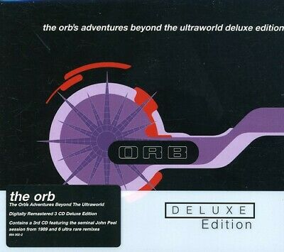 Adventures Beyond The Ultra World: Deluxe Edition - O (2006, CD NIEUW)3 DISC SET