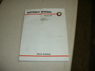 Detroit Diesel Series 50 parts manual