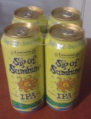 Sip of Sunshine- Lawsons Finest IPA 12 Cans FREE SHIPPING