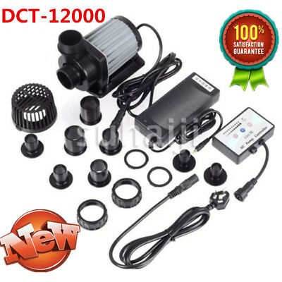 Jecod/Jebao DCT-12000 Marine Controllable Water Pump Submersible Pond Aquarium