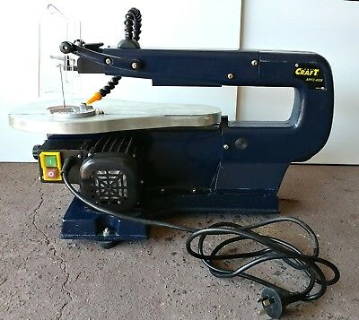 Electric Scroll Saw - suits fine work, timber & plastic, model making tools