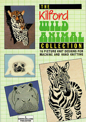 Wild Animal Collection ~ Pictures, Tapestry, Cross Stitch, Knit, Hand Or Machine
