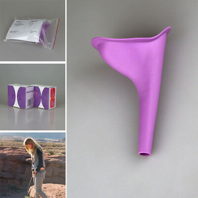 Festival Travel Portable Urinal Device Camping Toilet Female Ladies Z
