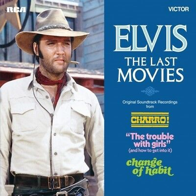 Elvis Presley - THE LAST MOVIES - FTD CD - New & Sealed ****************