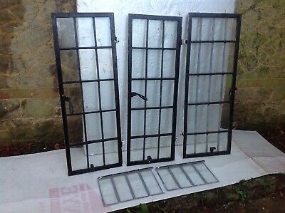 Original Set of Victorian critical windows, 1 double, 1 single in good condition