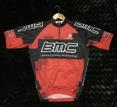 BMC HINCAPIE Austy Gold Cycling Technology Jersey - Size L New with Tag