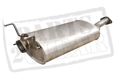 Ssangyong Rexton 2.7 Dt 2004 - 2008 Exhaust Middle Centre Section Silencer Box