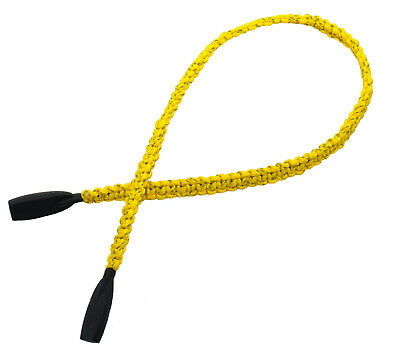 Rainbow Paracord Eyewear Retainer / Paracord Reflective / RPC01-Yellow