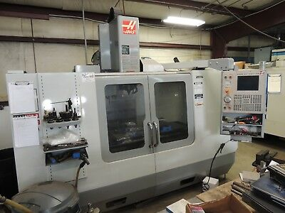 Haas CNC MILLING MACHINE low hours