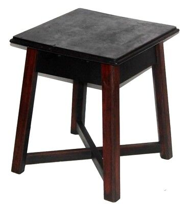 Arts and Crafts Mahogany Coffee or Side Table - FREE Shipping [PL4160]