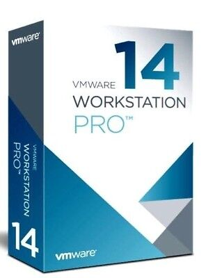 VMware Workstation 14 PRO Lifetime License | Full Version ⭐Digital Download⭐