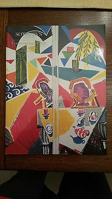 Sotheby Auction Catalogue-New York-Contemporary Prints-Feb. 1990