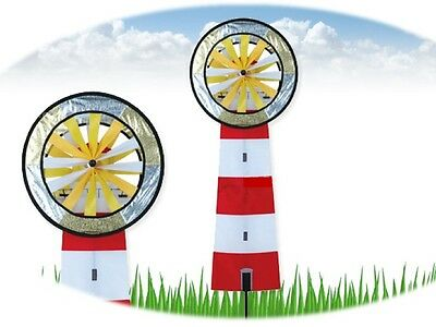 Premier Kites Wind spinner Lighthouse Garden Decoration