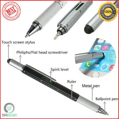 Metal HandyPen Multi Purpose Ballpoint Pen