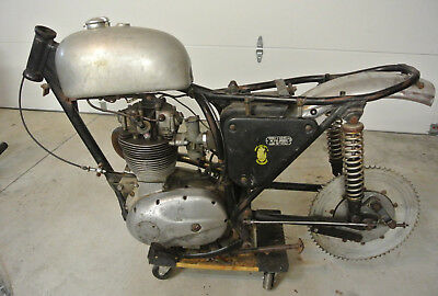 1967 BSA Victor Special  1967 BSA 441 Victor Special Matching Numbers Project