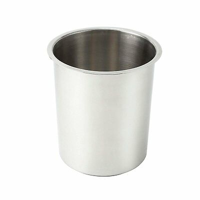 Winware by Winco Bain Marie, Stainless Steel Size 8-1/4 Quart