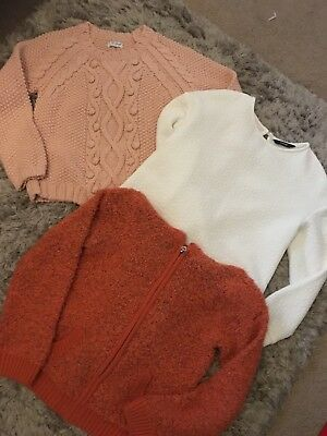 Bundle Of Girls Autumn And Winter Clothes Age 10 Years And 10-11 Years