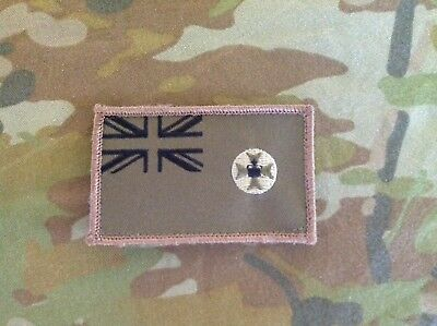 Iraq Afghanistan OD QLD Velcro Flag Patch