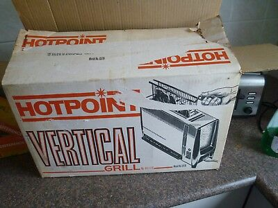 Vertical Grill HOTPOINT