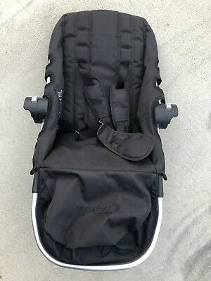 Baby Jogger City Select Onyx Black Stroller Seat FREE Shipping