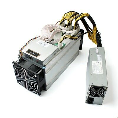 Brand New Bitmain Antminer S9 13.5TH/s with Power Supply *In Hand Ready to Ship*