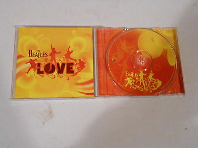 The Beatles-Love-26 Track Cd-Australia-2006-Re-Worked By George Martin