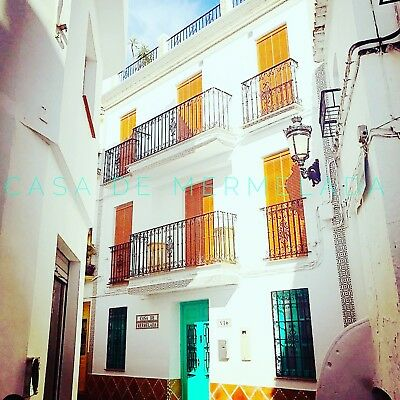 Luxury Spanish Town House, costa del sol, Competa Spain, Sleeps 8, holiday