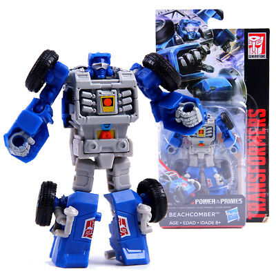 Transformers Power of the Primes Legends Class Beachcomber 8CM New in Box