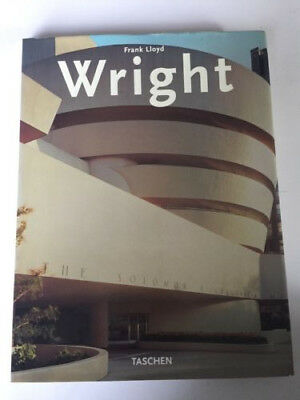 Frank Lloyd Wright by Bruce Brooks Pfeiffer (Hardback, Taschen, 2000)