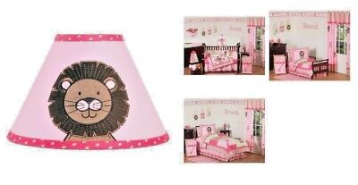 Sweet Jojo Designs Jungle Friends Collection Lamp Shade