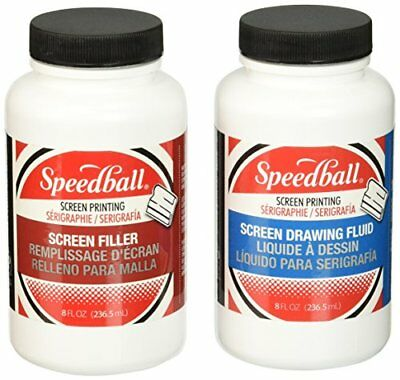 NEW Speedball Art Products SB45031 Drawing Fluid Screen Filler Kit SHIPS FREE