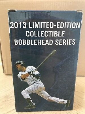 Derek Jeter Bobblehead Sga 2013, Limited Edition 2013 Yankees Yankee Stadium New