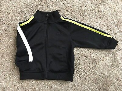 STARTER Baby Boy Girl Size 12 Months Zip Front Track Jacket Long Sleeve