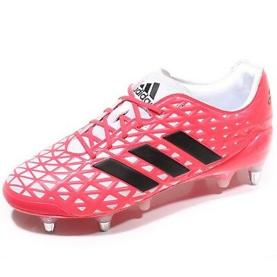 Chaussures Kakari Light SG Rose Rugby Homme Adidas