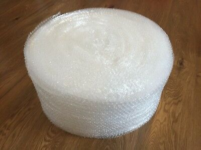 New Long Bubble Wrap Roll 300mm x 100m Small Bubble Cushioning Wrapping Packing