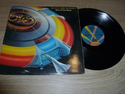 Electric Light Orchestra - Out of the Blue - VinylDdoppel LP - OIS - FOC - 1977