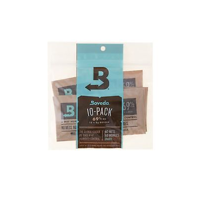 Boveda 69% Rh 2-Way Humidity Control 8 g 10 Pack 69% Rh Level