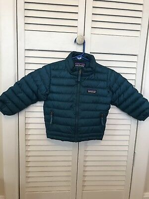 patagonia down sweater Blue 2T