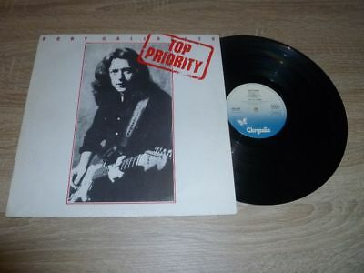 Rory Gallagher - Top priority - Vinyl LP - OIS - 1979