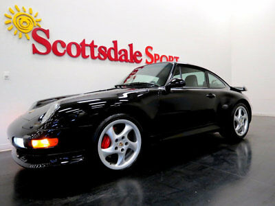 1996 Porsche 911 * ONLY 28K MILES...6sp Manual 96 993 TURBO 3.6 w 28K MILES, BLACK, MUST SEE RARE FACTORY OPTIONS! STUNNING!!