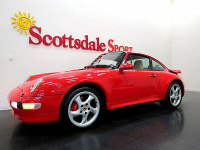 1996 Porsche 911 * ONLY 31K MILES...6sp Manual 1996 993 TURBO 3.6 w ONLY 31K MILES * CLASSIC COLORS * COLLECTOR/SHOW QUALITY