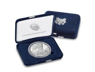 2018 American Eagle One Ounce Silver Proof Coin
