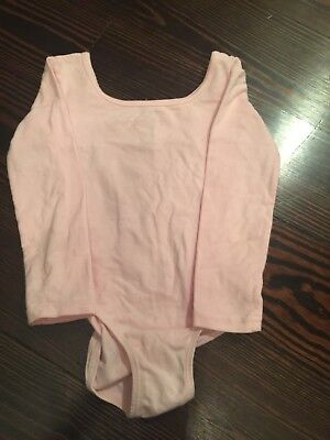 Danskin Pink Leotard Children's Size XXS